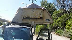 Roof top tent Melbourne CBD Melbourne City Preview