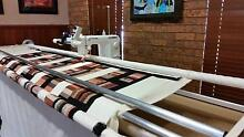 LONG ARM QUILTING MACHINE AND FRAME Inverell Inverell Area Preview