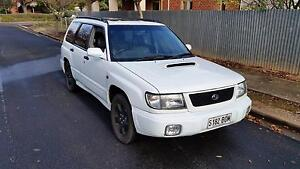 1999 Subaru GT Forester Wagon  ( RARE LUXURY PACK AUTO ) Adelaide CBD Adelaide City Preview