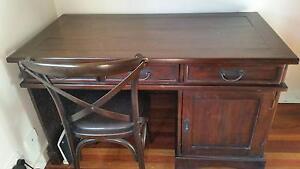 Antique Reproduction Desk Paddington Brisbane North West Preview