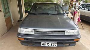 1990 Toyota Corolla Sedan Mannum Mid Murray Preview