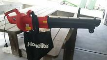 Homelite 240V blower/vac Soldiers Point Port Stephens Area Preview