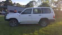 2000 Toyota LandCruiser Wagon Marcus Beach Noosa Area Preview