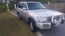 2003 Toyota LandCruiser Sahara - V8 power!! Cremorne Yarra Area Preview