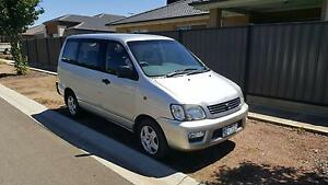 2001 Toyota Spacia Wagon Point Cook Wyndham Area Preview