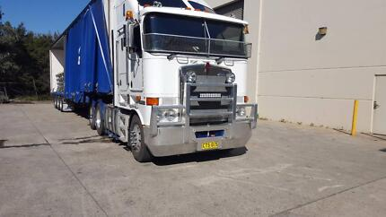 PRIME MOVER FOR SALE WITH WORK