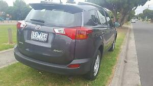 2015 Toyota RAV4 Wagon Dandenong North Greater Dandenong Preview