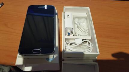 Samsung Galaxy S6 (Black) 32GB Unlocked. Gungahlin Gungahlin Area Preview