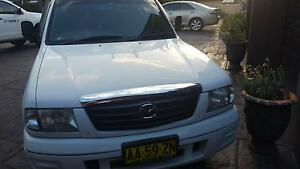 2003 Mazda BT-50 Ute Sans Souci Rockdale Area Preview