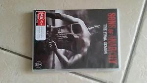 Sons of anarchy the final season dvd Rutherford Maitland Area Preview