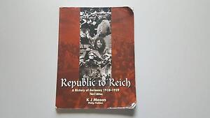 Republic to Reich Myaree Melville Area Preview