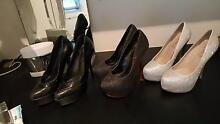 7 pairs of ladies heels Gordonvale Cairns City Preview