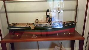 Antique-Wooden-Model-Boat Bondi Eastern Suburbs Preview