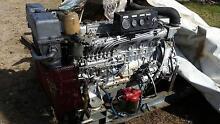 2 Marinized 6 cylinder Mitsubishi Diesel Engines Cleveland Redland Area Preview