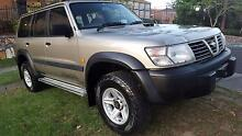 2000 Nissan Patrol ST Turbo Disel, Auto, Rego, Warranty,Wagon 7st Greenslopes Brisbane South West Preview