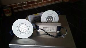 Silver LED Downlight (two available) Abbotsbury Fairfield Area Preview