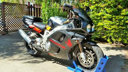 1993 Honda Cbr900rr Fireblade Blackwater Central Highlands Preview