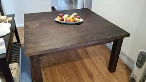 Recycled Oregon Dining Table Caringbah Sutherland Area Preview
