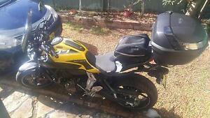 Yamaha MT 07 - ABS Yellow with over $2500 of accessories Epping Ryde Area Preview