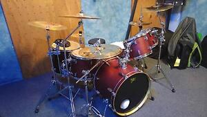 Sonor Force 2007 6 Piece Shell Pack + Hardware + Accessories Camperdown Inner Sydney Preview