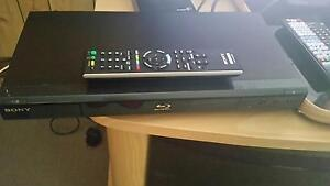 Sony blueray player with remote little use as new condition Camp Hill Brisbane South East Preview