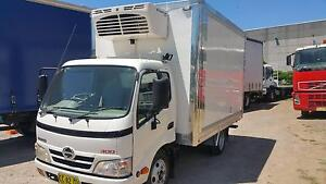 A1/Hino Dutro 2010 300/Auto/Air/Steer/Refridgerated/Pantech Sydney City Inner Sydney Preview