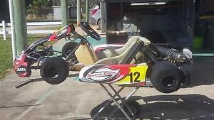 Go kart and trailer Urraween Fraser Coast Preview
