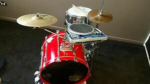 Drum Kit Acoustic/Electronic $600 Marcoola Maroochydore Area Preview