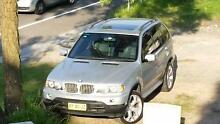 2002 BMW X5 Wagon Cronulla Sutherland Area Preview