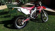 honda crf450x Mill Park Whittlesea Area Preview