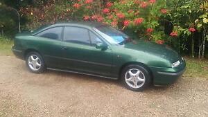 1995 Holden Calibra Coupe Kuranda Tablelands Preview