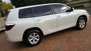 2010 Toyota Kluger Wagon West Pennant Hills The Hills District Preview