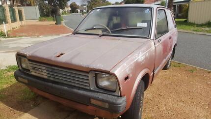 1985 Suzuki Alto Mighty Boy full car or part you dismantle!