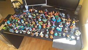 Skylanders Large Collection 60+ Figures PRICE NEGOTIABLE Rooty Hill Blacktown Area Preview