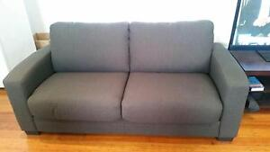 HIGH QUALITY sofa bed, almost unused Chadstone Monash Area Preview