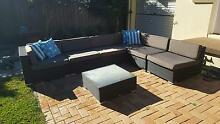 Outdoor Seating Furniture (UV resistant PVC Wicker) Mona Vale Pittwater Area Preview