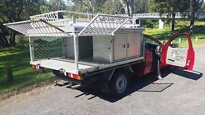 Camper trailer/ute tray/tradie canopy Dinmore Ipswich City Preview