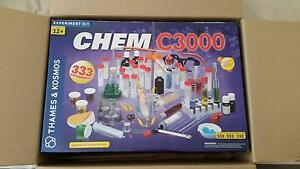 Chemistry Laboratory - Thames & Kosmos CHEM C3000 Clovelly Park Marion Area Preview