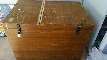 1962 Hand Made Luggage Trunk West Perth Perth City Preview