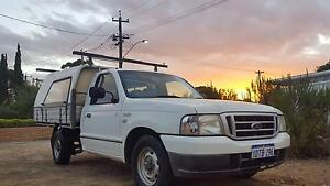 2005 Ford Courier Ute, perfect for backpacker Morley Bayswater Area Preview