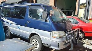 1996 Toyota Hiace Van/Minivan Braeside Kingston Area Preview