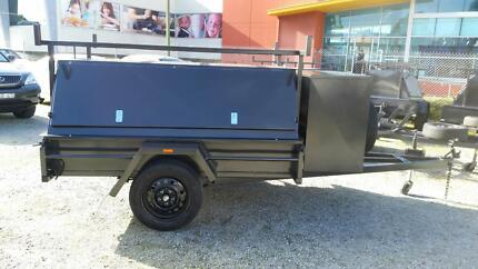 7x5 TRADESMAN WITH COMPRESSOR BOX - 750kg Narre Warren Casey Area Preview