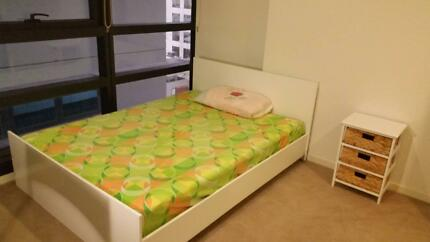 Master bedroom across Melbourne Central