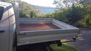 Mazda BT50 / Ford Ranger Steel tray Avalon Pittwater Area Preview