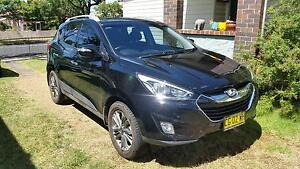 2014 Hyundai IX35 Wagon - Looking for a quick sale, make an offer Armidale Armidale City Preview