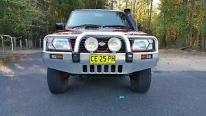 2001 Nissan Patrol GU ST II Wagon Valla Nambucca Area Preview