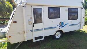 Model Jayco Eagle Campervan