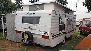 2000 Millard Challenger 17ft Poptop. 1 Owner from new Somerton Park Holdfast Bay Preview