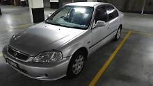 2000 Honda Civic Sedan + 12 Months Rego Hornsby Hornsby Area Preview