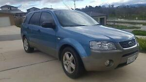 2005 Ford Territory 5/7 seater, going for best offer Weston Weston Creek Preview